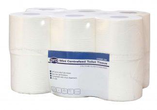 PRO Mini Centrefeed Toilet Rolls