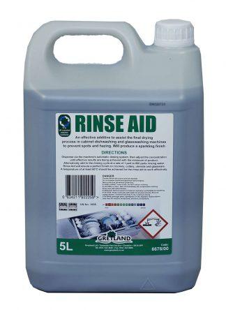 Rinse Aid 2 x 5L