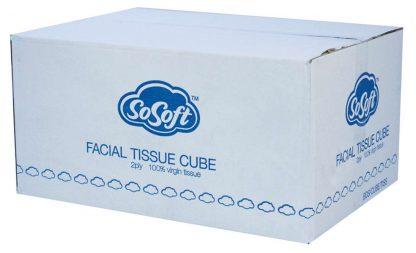 SoSoft Luxury Cube Tissues