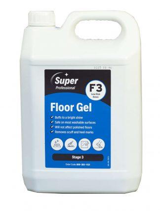 Lemon Floor Gel Cleaner 2 x 5L