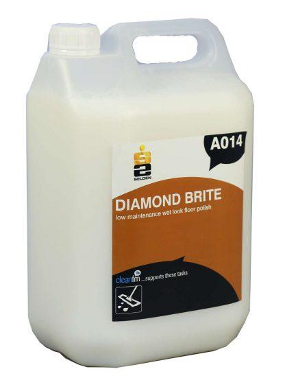 Diamond Brite Floor Polish 2 x 5L