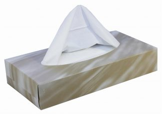 Mansize Tissues C-Fold 100 Sheet