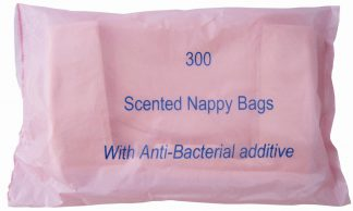 Perfumed Nappy Sacks