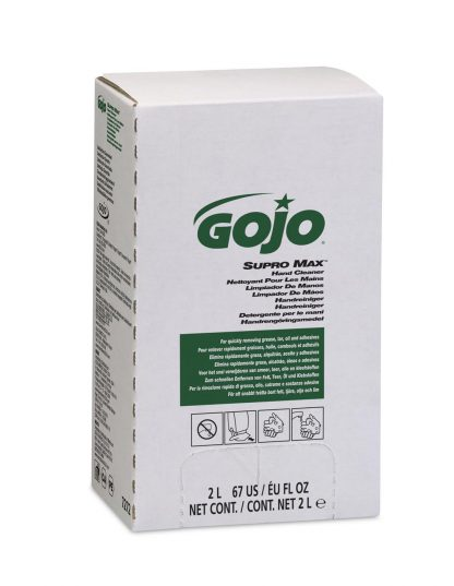 GOJO Supro Max Hand Cleaner 2000ml refill
