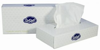 SoSoft Luxury White Tissues