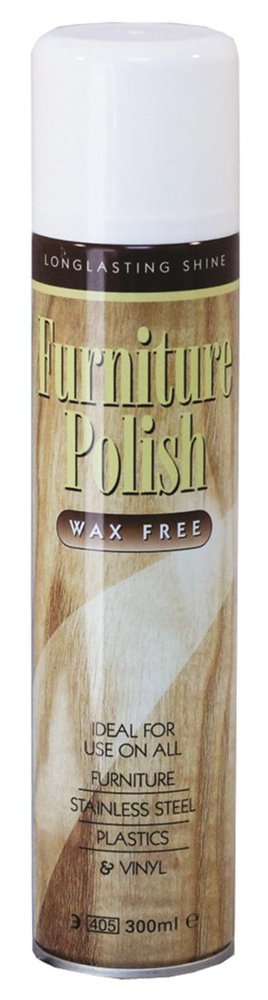 Spray Polish Aerosol 12 x 300ml