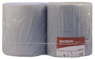 Katrin Classic XXL3 Blue Industrial Wiping Roll 464224