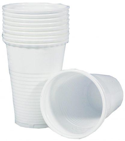Tall 7oz Plastic Cups