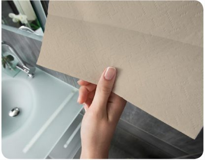 EcoNatural Z Fold 2 Ply Paper Towel