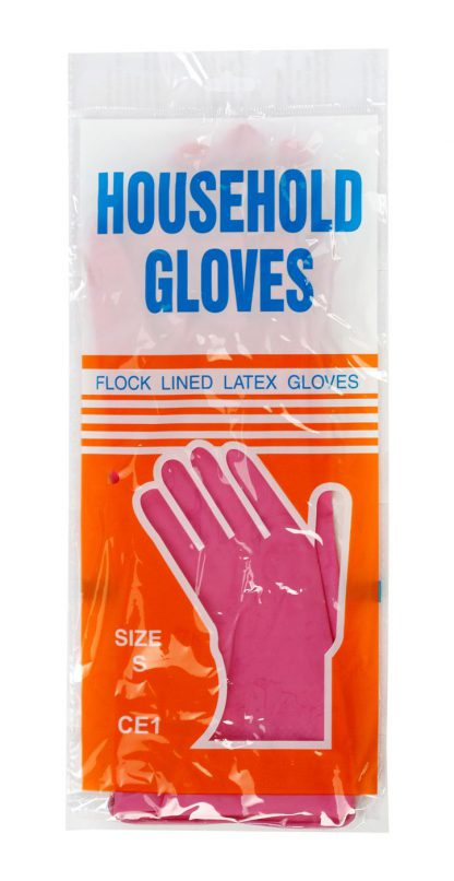 PRO Pink Household Gloves
