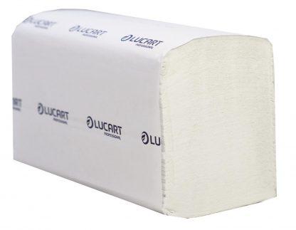 Lucart L-ONE Strong Dispenser Napkin 2 Ply White