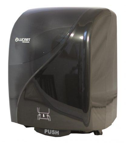 IDENTITY Black Autocut Hand Towel Dispenser