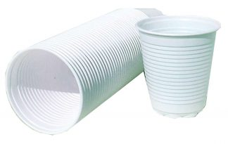 Squat 7oz Plastic Cups