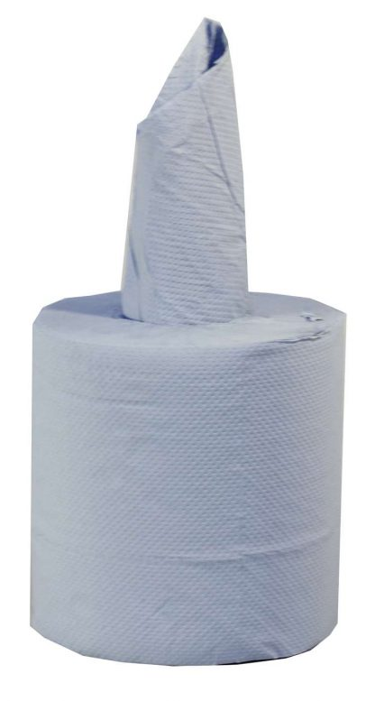 Blue 2 Ply Centrefeed Rolls