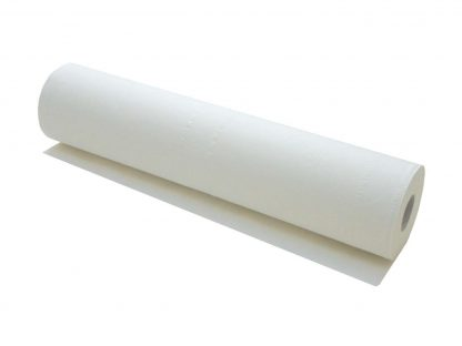 Sirius 2 Ply White Couch Rolls 50cm x 40m