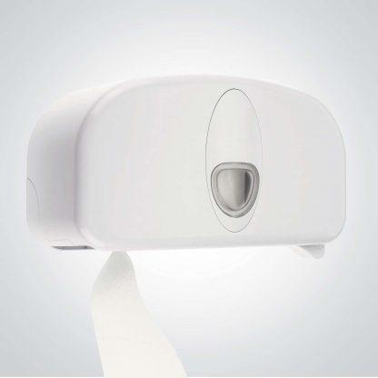 Micro Jumbo Toilet Roll Dispenser