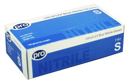 PRO UltraFLEX Blue Nitrile Gloves