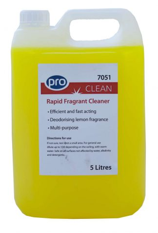 Rapid Fragrant Cleaner 2 x 5L