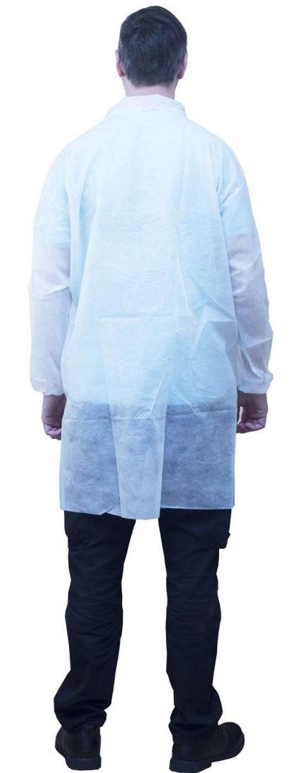 Polypropylene Lab/Visitor Coat