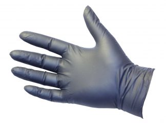 PRO UltraGRIP Black Nitrile Gloves