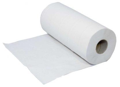 Sirius 2 Ply White Hygiene Rolls 25cm x 40m 100 sheets per roll