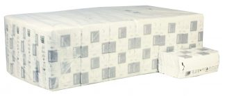 Katrin Plus White C-Fold 2 Ply Paper Towels 344388