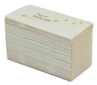 EcoNatural Think Natural L-One 2 Ply Interfold Napkin