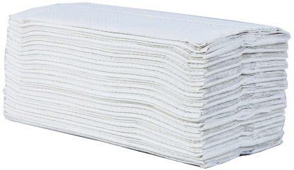 C-Fold Flight Towels White 2 ply 2295 Towels