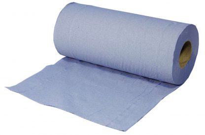 Hygiene Roll 2 Ply Blue Recycled