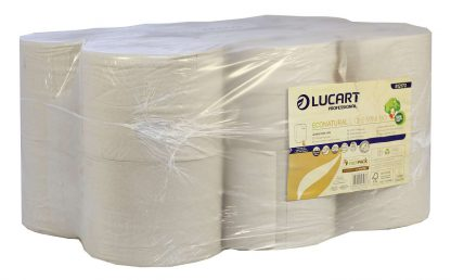 EcoNatural L-ONE Mini 180 2 Ply Centrefeed Toilet Roll