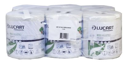 Lucart Eco MaxiPro White Centrefeed Roll 852307