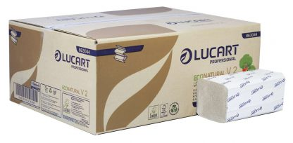 EcoNatural Interfold 2 Ply Paper Towel