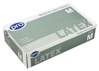 PRO Powder-Free Medical Latex Gloves