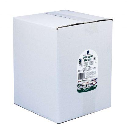 Kitchen Spray & Wipe Cleaner Sanitiser 750ml