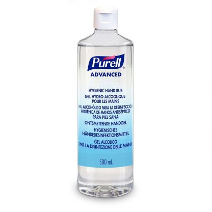 Purell Advanced Hand Sanitiser 500ml