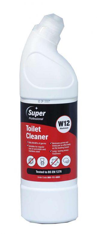 Super Toilet Cleaner Descaler 1 Litre