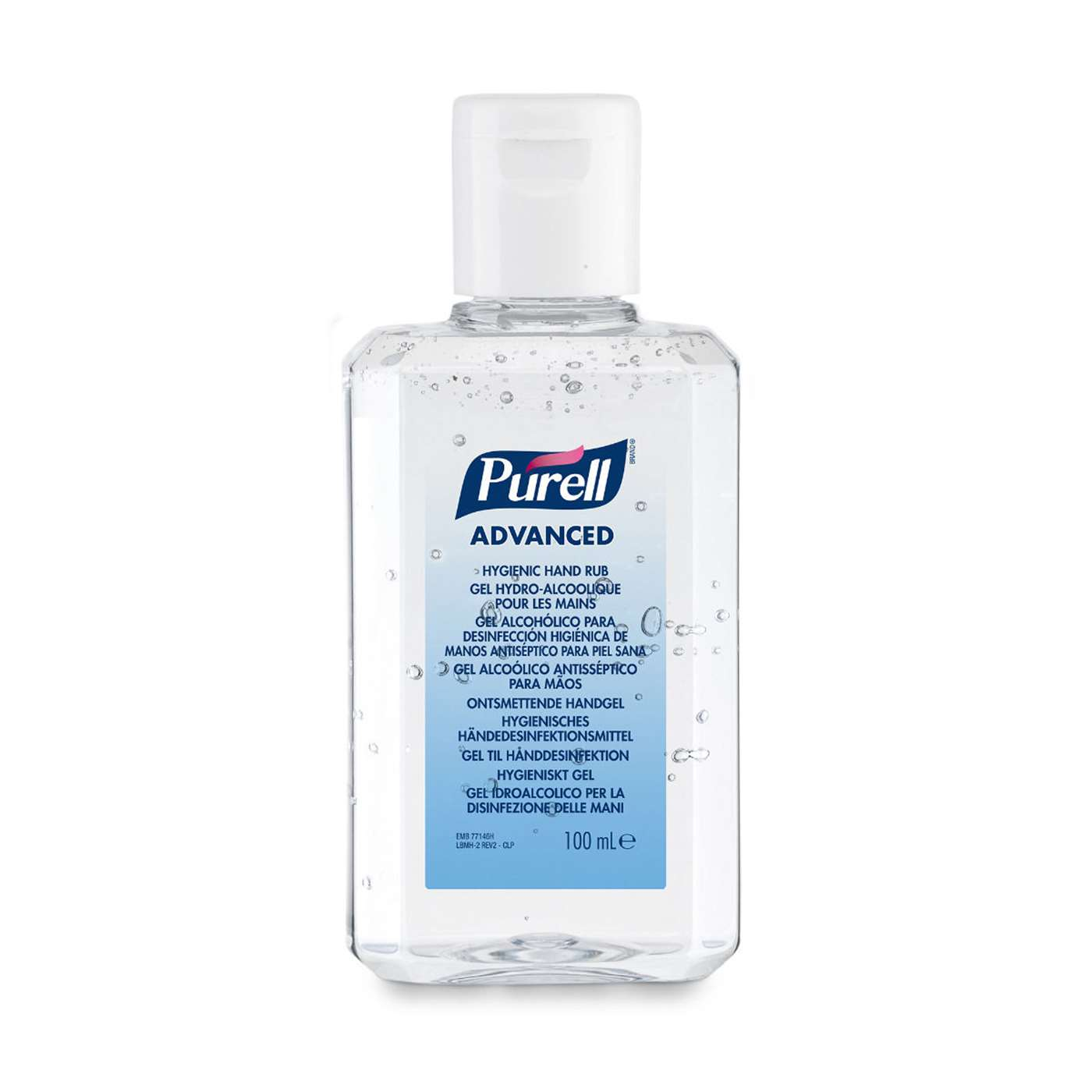 Purell Advanced Hand Sanitiser 100ml