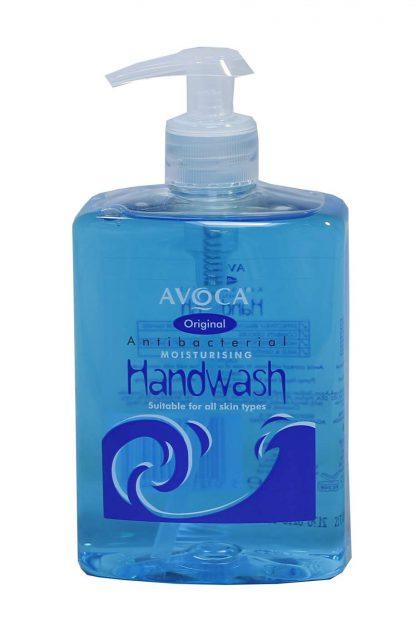 Avoca Antibacterial Hand Soap 500ml