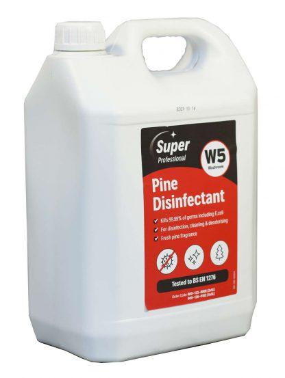 Pine Disinfectant QAP 30 2 x 5L