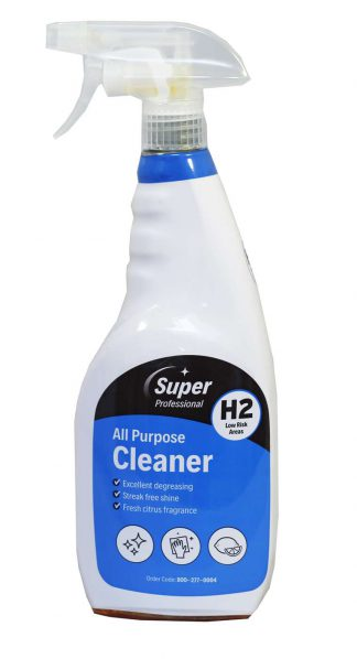 Super All Purpose Cleaner Citrus Trigger Spray 750ml