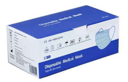 Type IIR Ear Loop Face Mask
