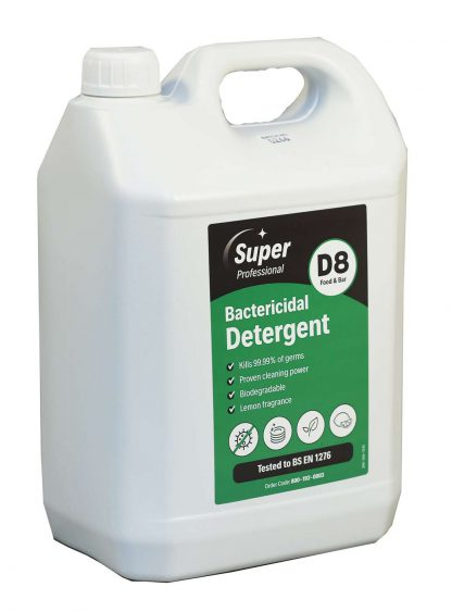 Super Bactericidal Detergent 5L