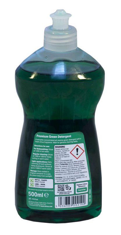 Premium Green Detergent 500ml