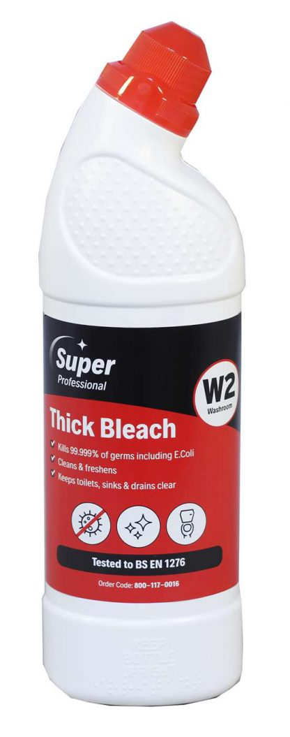 Super Thick Bleach Angle Neck 12 x 750ml