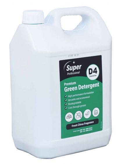Premium Green Detergent