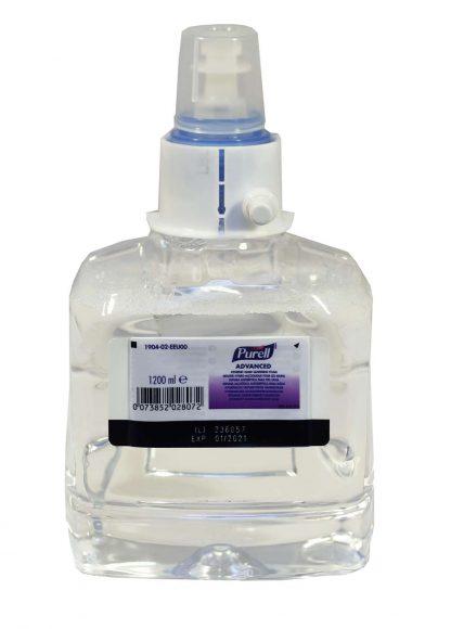 Purell LTX-12 Foam Sanitiser