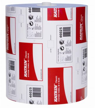 Katrin Classic System Paper Roll Towel M2 Blue 460263