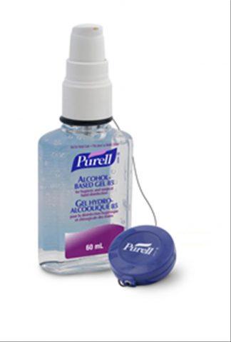 Purell Advanced Sanitiser Pump Bottle 60ml