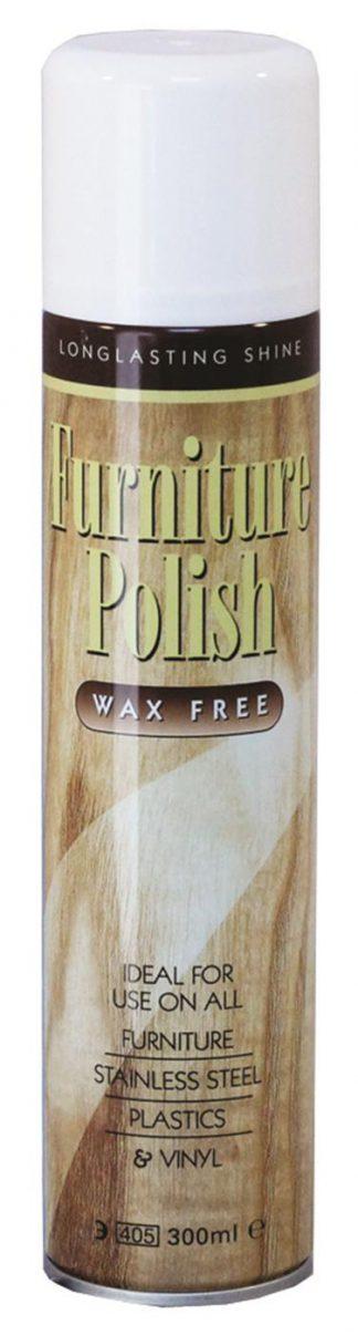 Spray Polish Aerosol 12 x 300ml