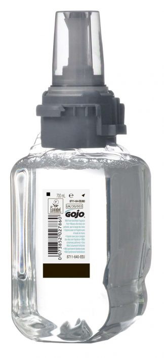 GOJO ADX-7 Mild Foam Hand Soap Fragrance Free